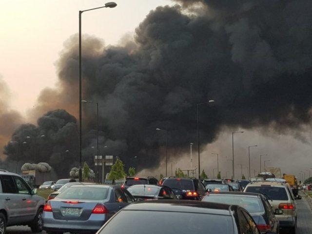 envirnonmental pollution in Nigeria
